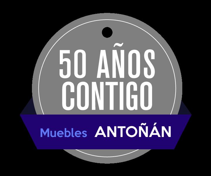 50 años Muebles Antoñán