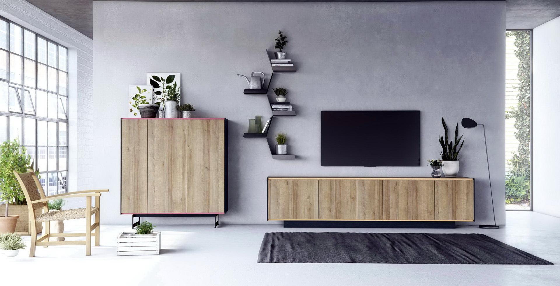 ADD LIVING salones by Lagrama (1) Muebles ANTOÑAN