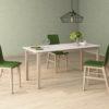 Catálogo Mesas y sillas cocina by Mesinor MESA COCINA FLORA 1.6 ENCIMERA LAMINADA de venta en Muebles ANTOÑÁN León