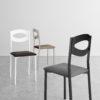 Catálogo Mesas y sillas cocina by Mesinor SILLA LUNA de venta en Muebles ANTOÑÁN León