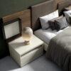 DIVERSA NOCHE dormitorio moderno by Mesegué Detalle129 (1) Cubic-Lyon de venta en MUEBLES ANTOÑÁN León