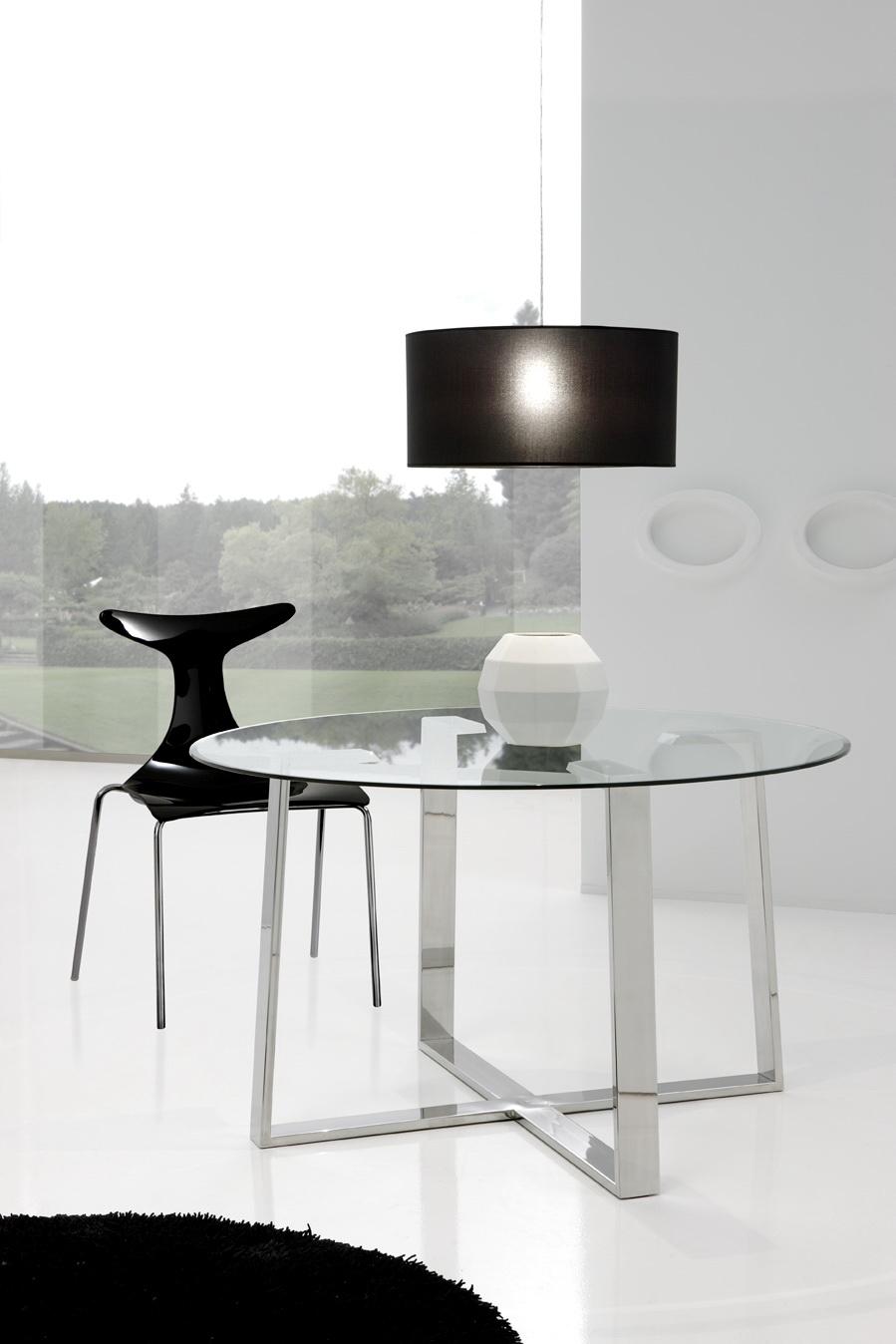 Mesa comedor ACERO modelo 5950 by Altinox