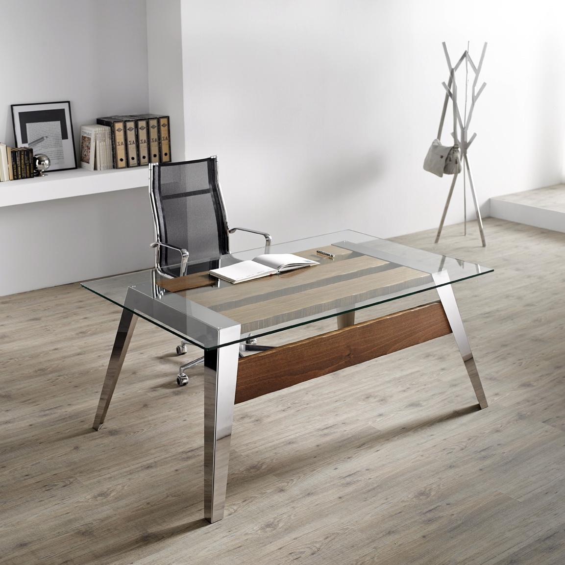 Mesa de Despacho en ACERO modelo Nordic1 by Altinox