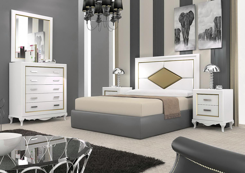 NEVADA dormitorio 1201 D by Meyli