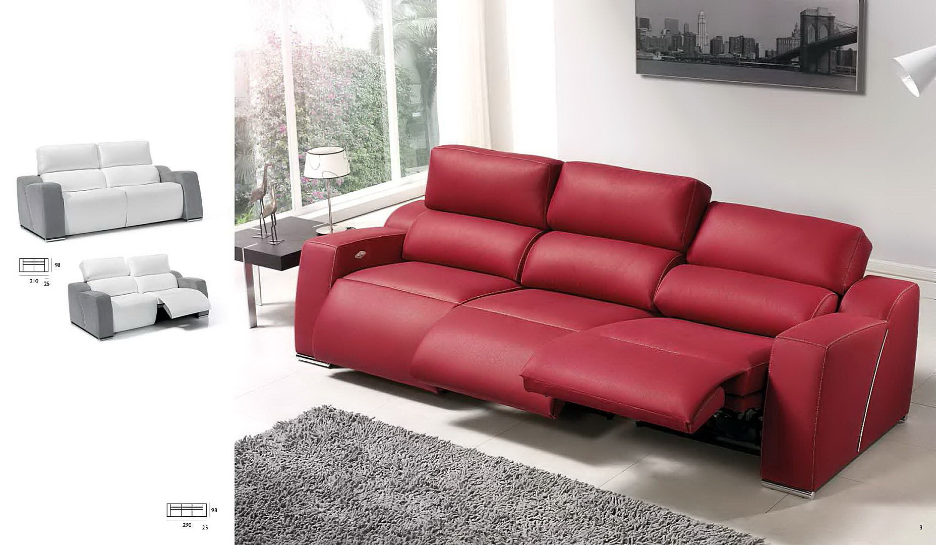 Oporto sof s modulares relax by verazzo design muebles for Sofas modulares baratos