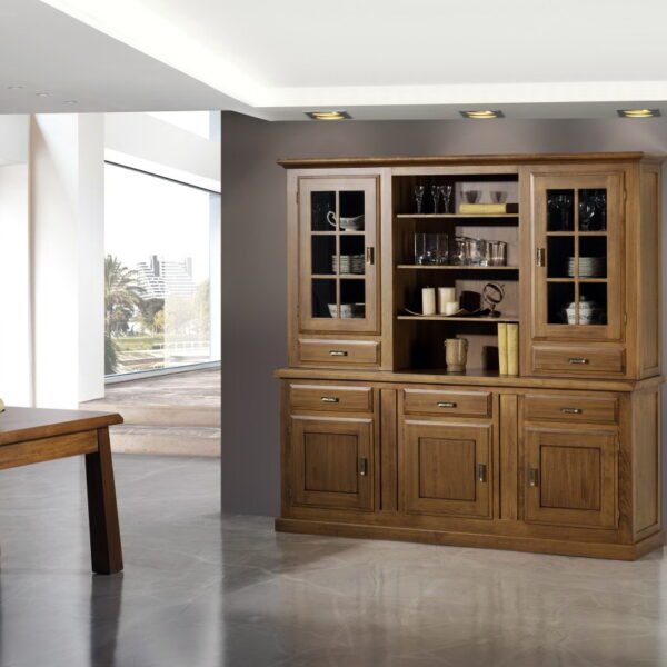 Sal n provenzal blackcomb by rico forte muebles anto n for Muebles salon provenzal