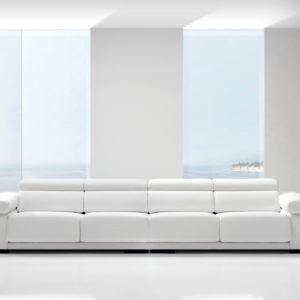 SOFA CHAISE LONGUE by WIO 015A en muebles antoñán® León