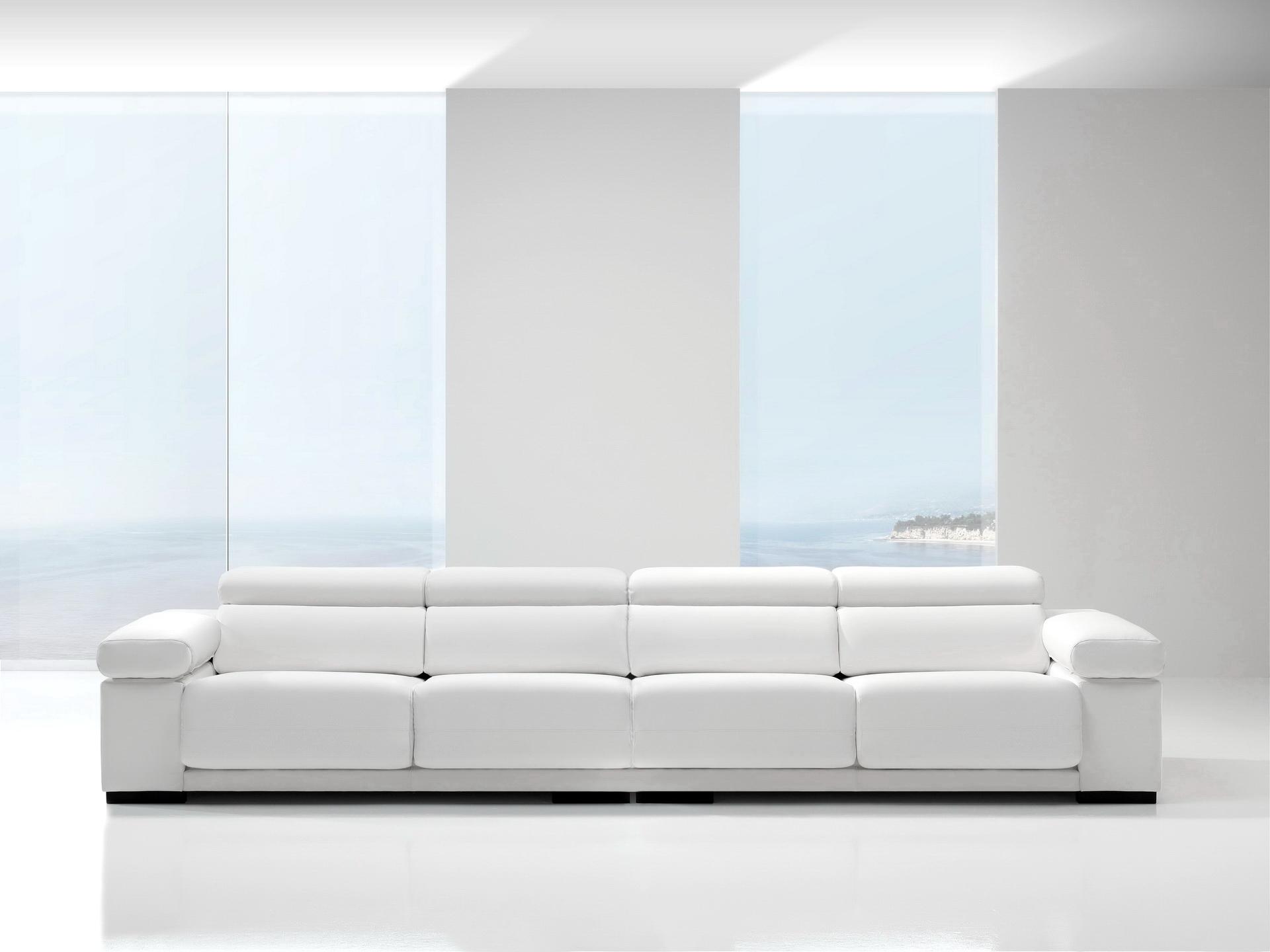 SOFA CHAISE LONGUE by WIO 015A en muebles antoñán® León