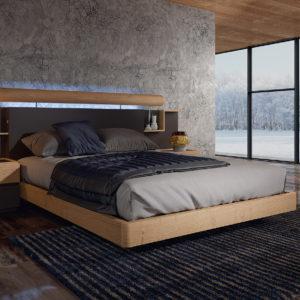 Dormitorio moderno modelo YOU AND ME by García Sabaté YOU&ME 08 de venta en Muebles ANTOÑÁN León