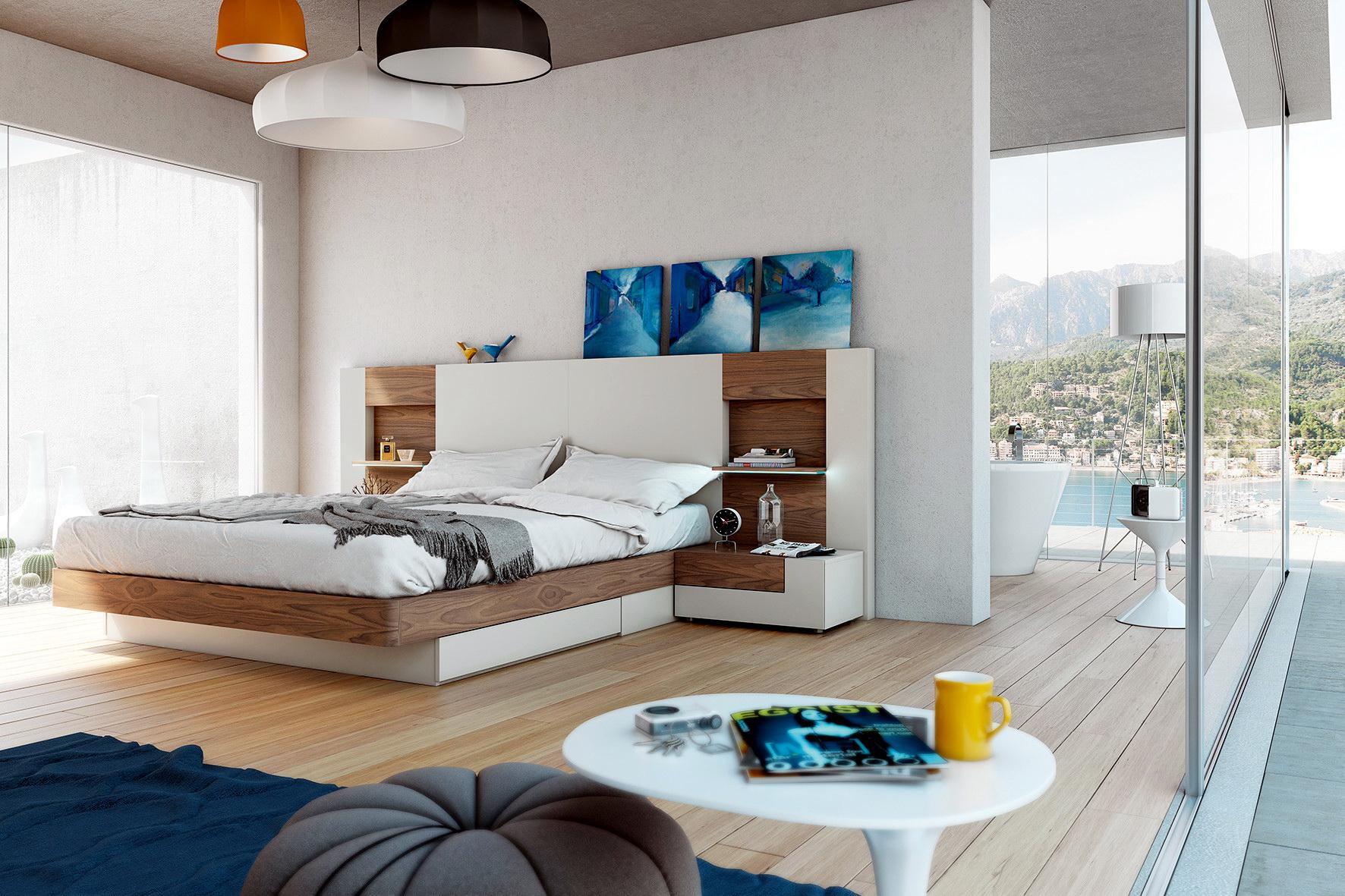 muebles en leon you and me dormitorio moderno by garc a sabat en muebles anto n le n