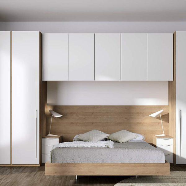 Dormitorios puente moderno muebles anto n - Dormitorio puente ...