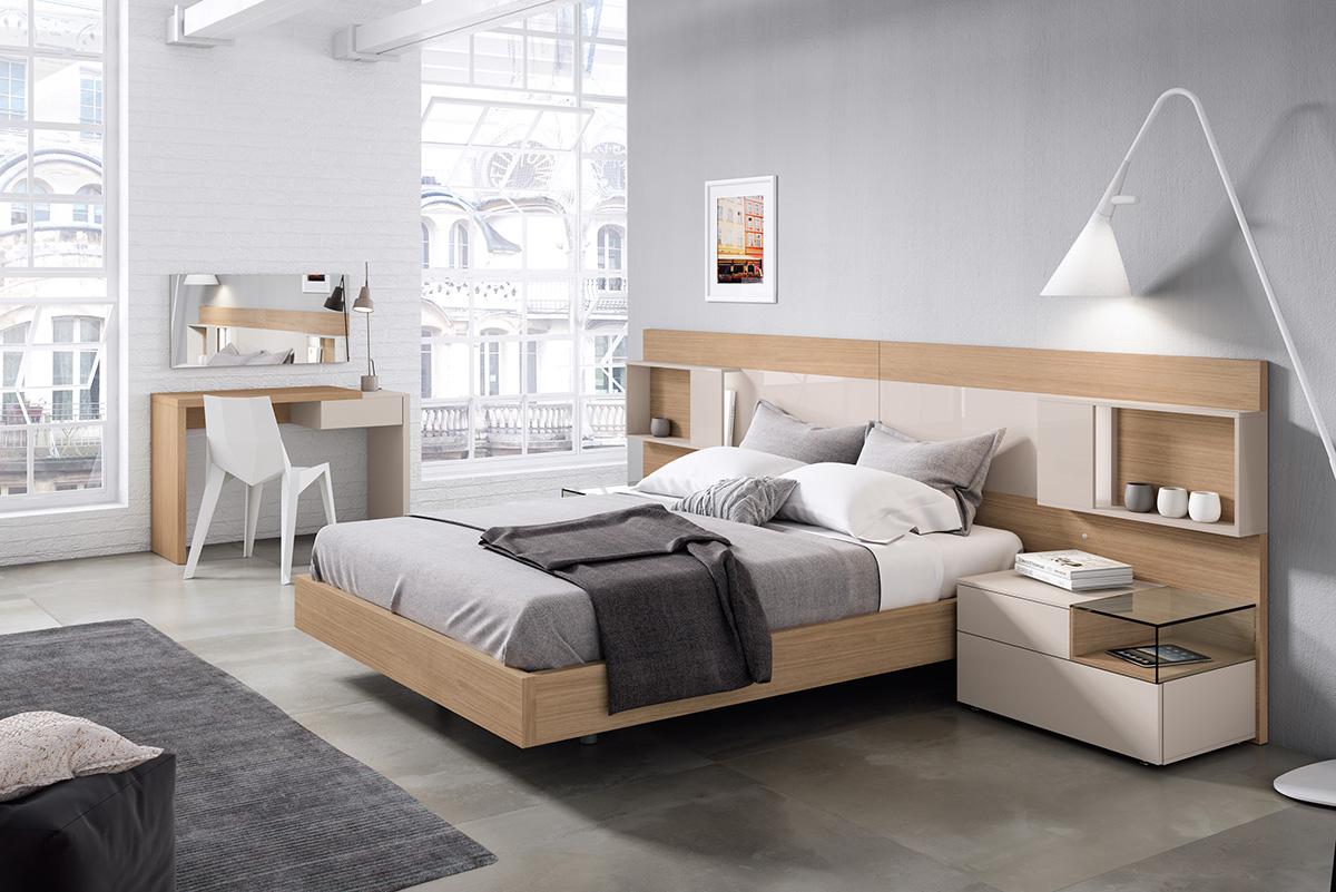 Gr fika dormitorio by mesegu muebles anto n - Muebles mesegue ...
