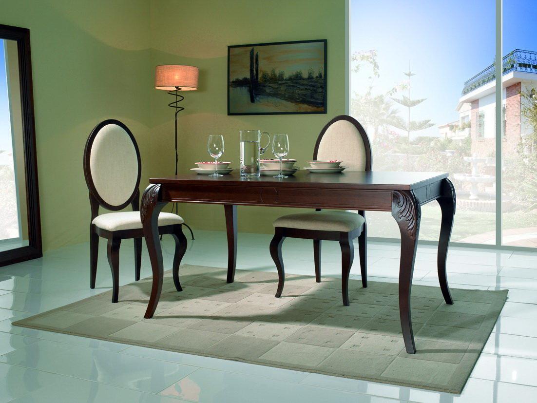 mesa comedor clásica JOF250A by Meyli de Muebles ANTOÑAN