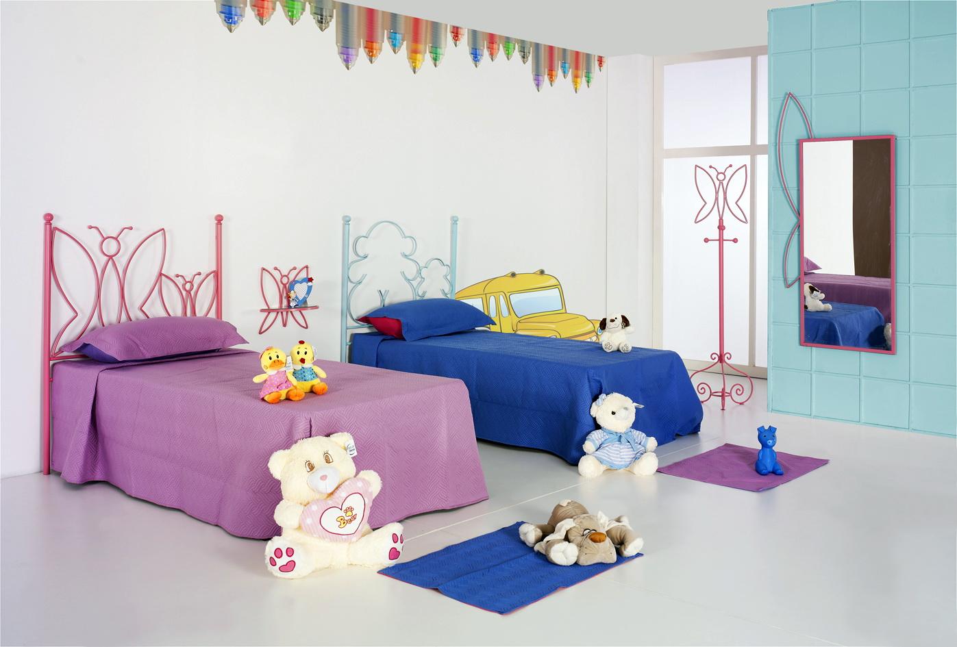 Ifex Dormitorio Infantil En Forja Muebles Anto N # Jayso Muebles De Forja