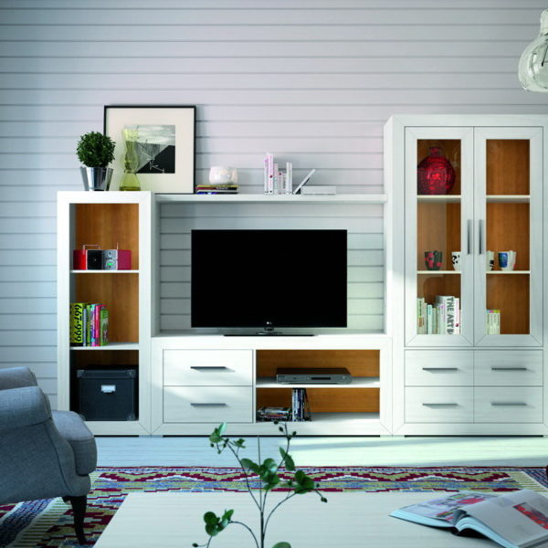 Salones low cost by grupo seys muebles anto n - Muebles low cost ...