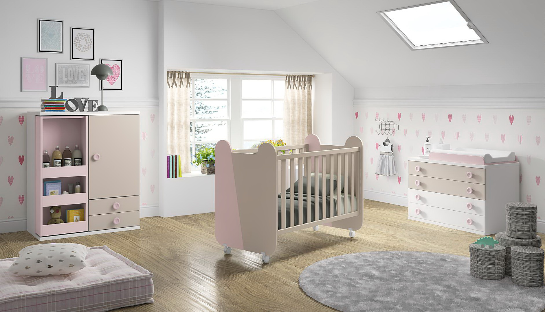 SMILE Infantiles by Glicerio Chaves - Muebles ANTOÑÁN