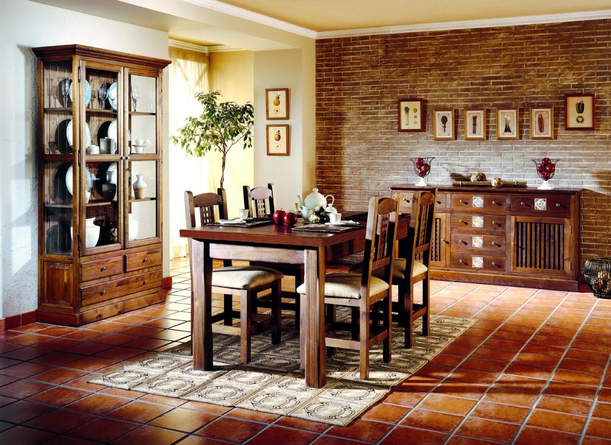 Sal n provenzal alpujarra by el desv n muebles anto n - Spa tres casas ...