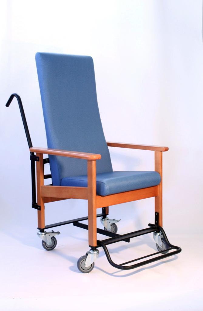 Sillon 81 Traslado y reclinable by GONZALEZ DEL LLANO