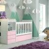 CUNAS y CONVERTIBLES Resumen gama media LIDER by Azor Dormitorio Infantil LIDER_032 en muebles antoñán® León