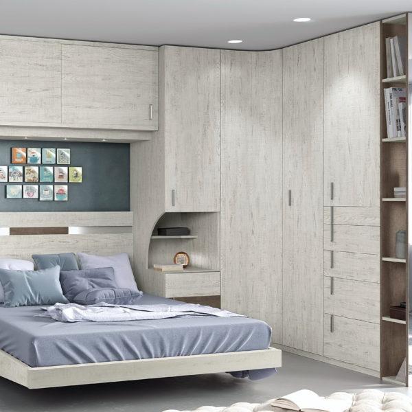 Smart living dormitorios by melibel en muebles anto n le n for Muebles en leon baratos