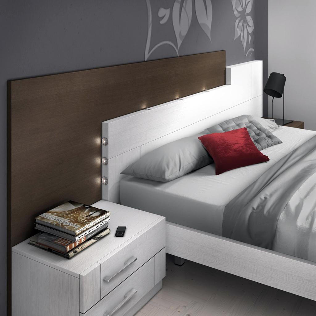 Dormitorio Moderno Matrimonial OPEN_COMP_04_DETALLE_01