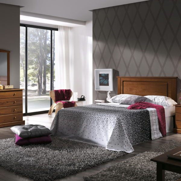 Dormitorio low cost marina by indufex muebles anto n for Muebles low cost