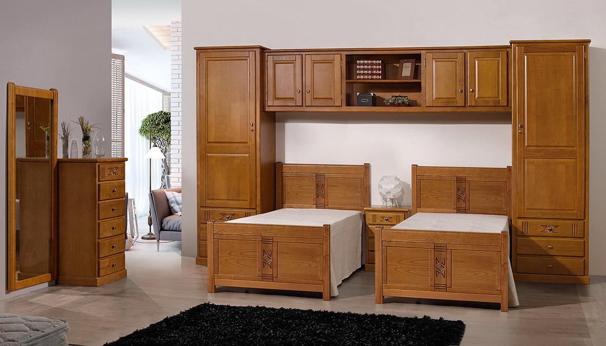 Dormitorios con puente dise os arquitect nicos - Dormitorio puente ...