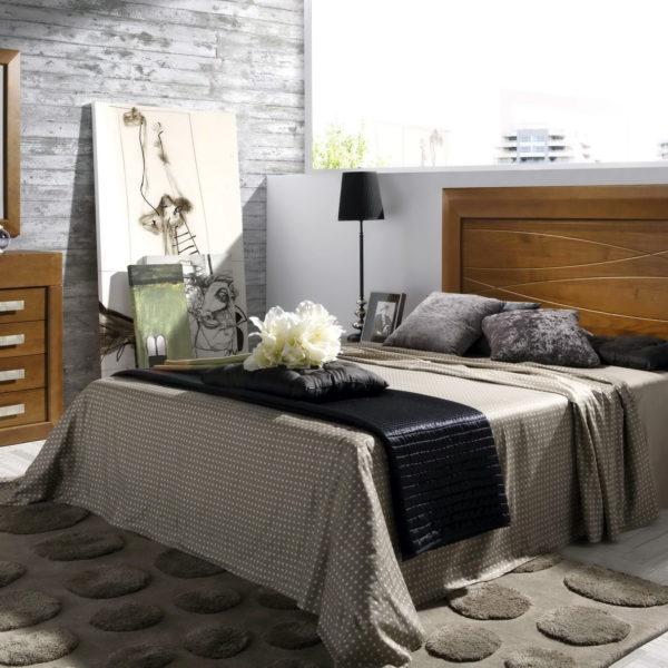 NEVA dormitorio by Indufex - Muebles ANTOÑÁN