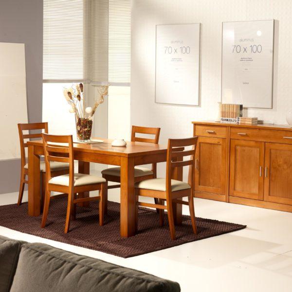 Jose iba ez mesas y sillas pino macizo muebles anto n - Muebles pino macizo ...