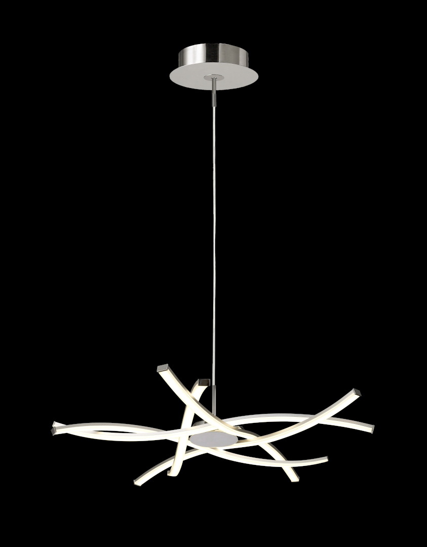 Aire star led by mantra muebles anto n - Lamparas techo originales ...