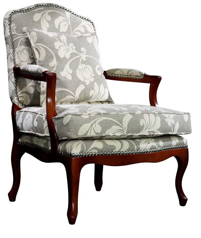 Sillones de estilo by antika muebles anto n for Sillones de estilo