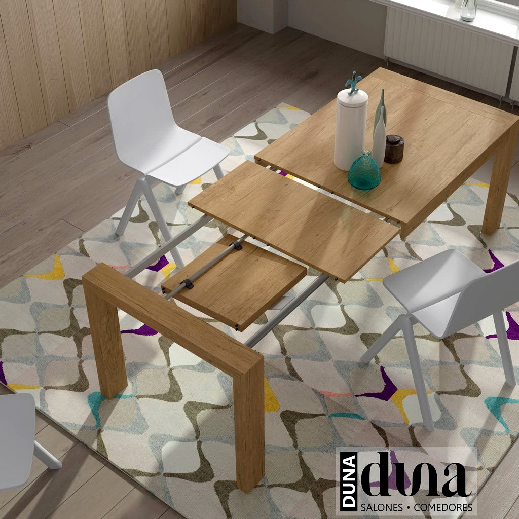 Duna mesas comedor by Baixmoduls - Muebles ANTOÑÁN
