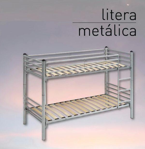 CAMA LITERA METÁLICA 2 by Flesan Grupo Gallegas en MUEBLES ANTOÑÁN León