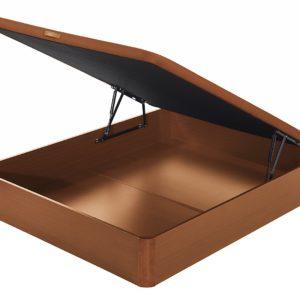 Canapé Abatible flex_abt_flex_cerezo abiertoen muebles antoñán® León