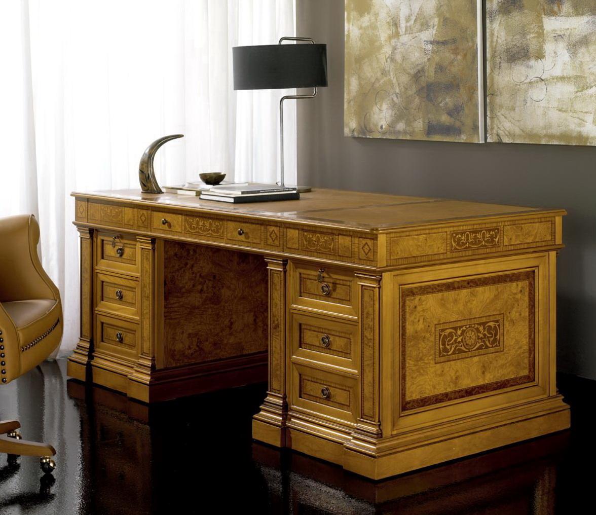 Despacho clásico by CERCOS 38.1 en muebles antoñán® León