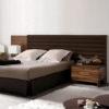 Dormitorio cama tapizada Quorum-3Q6152-4 by HURTADO en muebles antoñán® León