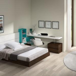 Giro&Kubo dormitorio 0017 by Rafel Mobiliari en muebles antoñán® León