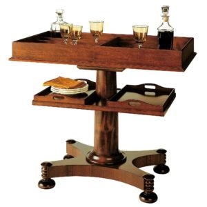 Mesa camarera clásica T-651 by Artesmoble en muebles antoñán® León