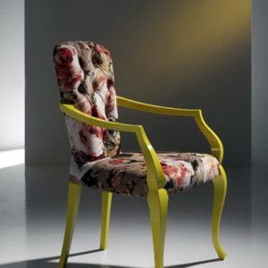 Sillón Rossetta1 by Modesto Navarro en muebles antoñán® León