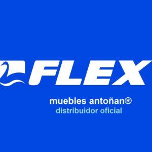 flex_gama de colchones SIN MUELLES en muebles antoñán® León
