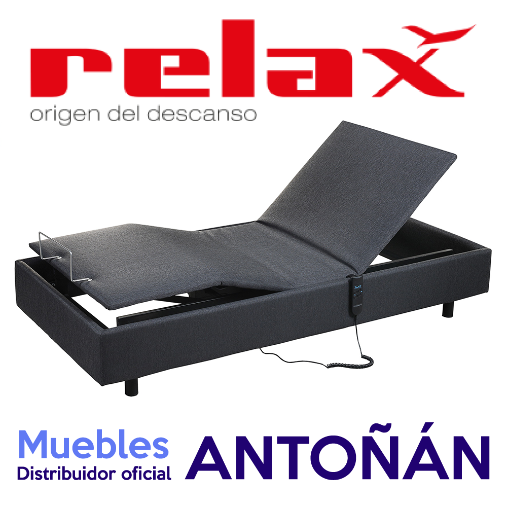 relax cama articulada