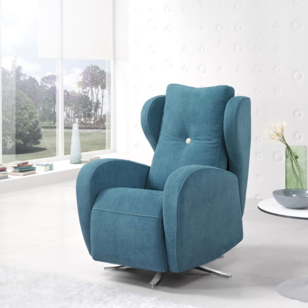 Sillones relax by candela tapizados muebles anto n for Muebles en leon baratos