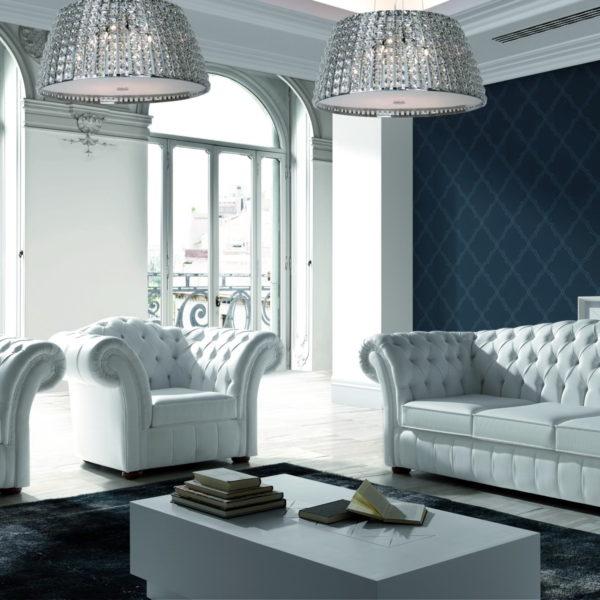 Chester sof by huertas furniture muebles anto n for Muebles en leon baratos