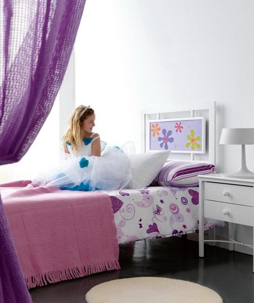 Dormitorio infantil en forja by jayso muebles anto n - Habitaciones de forja ...
