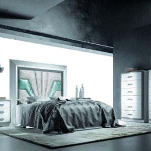 Dormitorio Neoclásico ESSENZA COLLECTION 02 by P.Espejo en muebles antoñán® León
