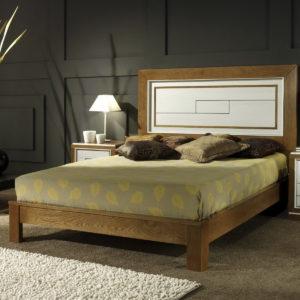 Dormitorio Neoclásico modelo BURGOS 024959.2 en muebles antoñán® León