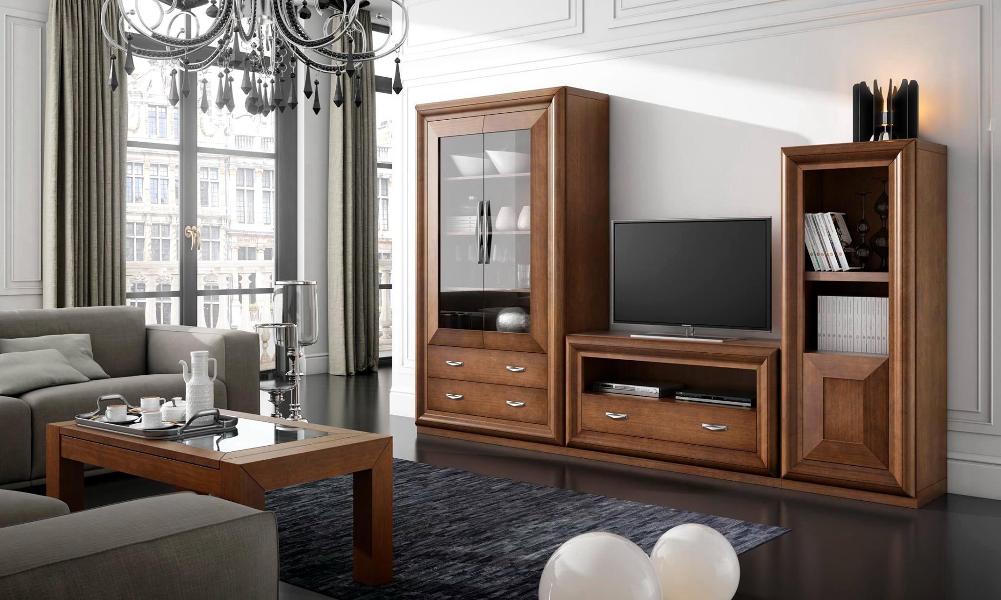 Muñoz y Vilareal salon 01 en muebles antoñán® León