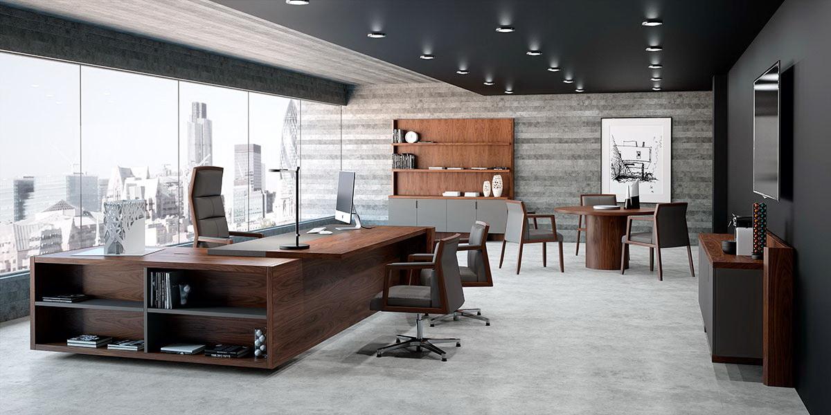 Freeport despacho by ofifran muebles anto n for Muebles despacho baratos