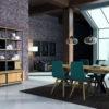 Mueble salón INDUS Estilo Industrial by Corti 011615 en muebles antoñán® León
