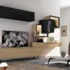 Mueble salón moderno ZION 3.0 Z30-701 by GANOVAS en muebles antoñán® León